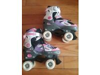 Roller Boots size 1-4 Girls