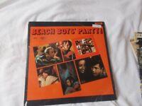 A LP Record Vinyl Beach Boys Party ! Capitol T 2398 Mono 1065