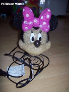 Veilleuse de Minnie Mouse