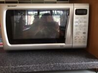 Sharps 900w Microwave Oven