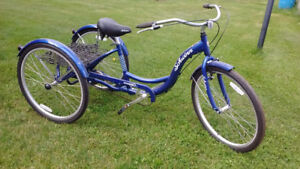 Three Wheeler Schwinn Trike Bike 26""