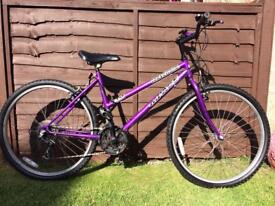 Ladies / Girls universal rampage bike