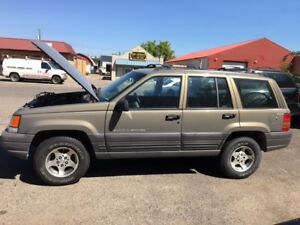1998 Jeep Grand Cherokee Laredo Other