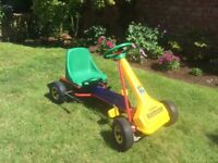 Original Kettcar Go Kart