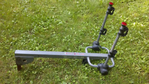 Stealth H4 trailer hitch bike carrier