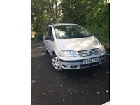 Need gone VW Sharan 1.9 TDI diesel 7seater long mot mint condition