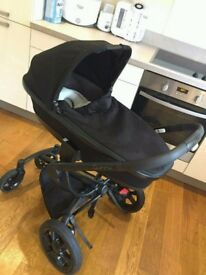 Quinny Moodd Pram/ pushcaair