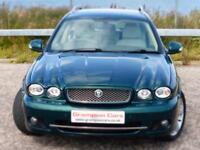Jaguar X-TYPE 2.2D DPF auto 2009MY SE