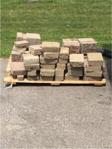 Stones for front porch/walkway/fire pit etc