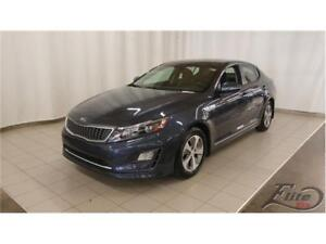 2014 Kia Optima Hybrid, DEMONSTRATEUR, SEUL 17,000 KM!