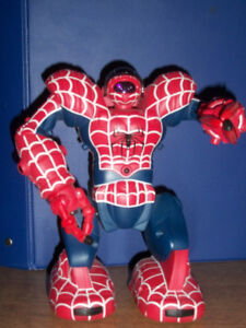 Spider-Man Robot