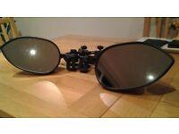 Milenoc Aero Towing Mirrors