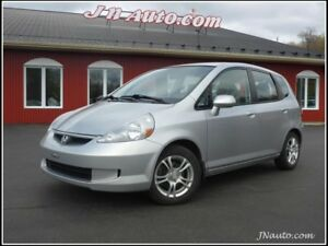 2007 Honda Fit 5 vitesses
