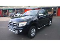 Ford Ranger Limited 4x4 Dcb Tdci DIESEL MANUAL 2013/63