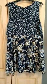Floral dress size 16 *new*
