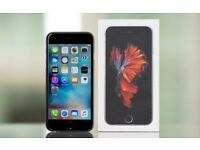 BRAND NEW APPLE IPHONE 6S 32GB, SPACE GREY,UNLOCKED TO ORANGE T MOBILE EE VIRGIN, BOXED AS NEW