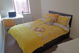 9 double bedroom 3 bath student house, Hardacre St - Close to Edge Hill University and Ormskirk Town