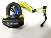 Oxford Nemesis motorcycle Disc lock 2 keys