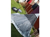 Jesolo 12 man tent very good condition