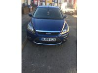 Ford Focus 1.6 tdci titanium 118k miles 58 plate mot'd till November 2017 nothing wrong with it