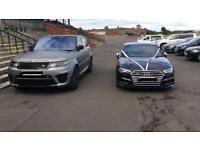 Vision Prestige Car Hire Golf R, Audi S3 & More (21+)