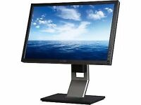 "**1 YEAR WARRANTY** DELL 19"" Ultra-Sharp Widescreen TFT Computer PC Monitor Screen 1440 x 900"