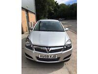 Vauxhall Astra 1.6l silver brand new MOT