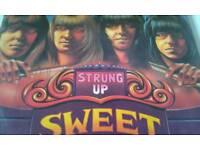 SWEET Double Vinyl LP 1975