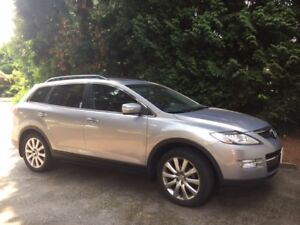 2008 Mazda CX-9 Grand Touring SUV, Crossover