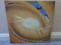 Painting by Rachel Jack school of art