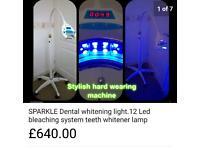Naturawhite teeth whitening machine