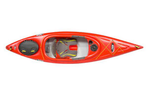Pelican Sport Escape 100X Kayaks in orange