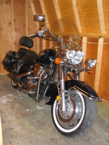 Well cared for Suzuki Intruder 1500