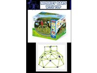 Toymonster Monkey Bar Climbing Frame with Top - BRAND NEW IN BOX