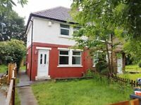 3 BEDROOM HOUSE FOR RENT TO LET BRADFORD - MALHAM AVENUE BD9 6HA HEATON