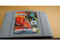 Extreme G XG2 Nintendo 64 game