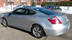 2009 Honda Accord full Coupe (2 door)