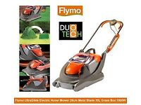 Brand new Flymo Ultraglide lawn mower
