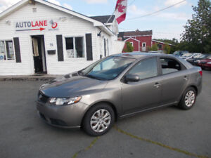 2010 Kia Forte Sedan New MVI Ready to go! Ice cold AC $5995