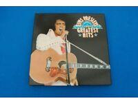 Elvis Presley boxed set of greatest hits