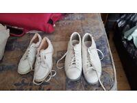 Bowling shoes mens size7 ladies size 3
