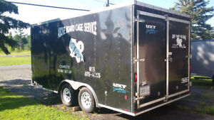 16 x 8.5 Cargo Trailer for Sale