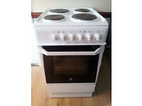 6 months old Indesit electric cooker for sale. Excellent condition, very clean. Can Deliver