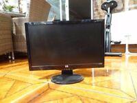 HP 20 inch PC monitor