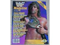wwf magazines looking for