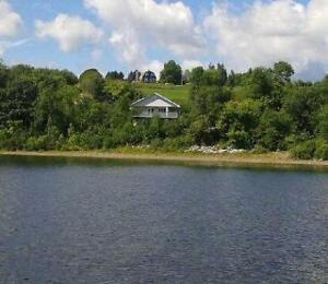 *New Listing Waterfront* Custom built Home in Hatfield's point