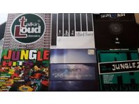 Drum n Bass and Jungle Vinyl Collection