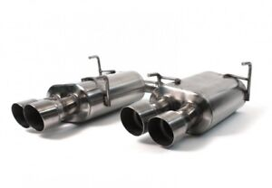 PERRIN CAT-BACK EXHAUST NON-RESONATED SYSTEM FOR 2011-17 WRX/STI