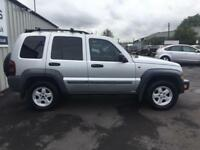 2005 Jeep Cherokee 2.8 TD Sport Station Wagon 4x4 5dr