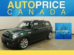 2014 Mini Clubman Cooper S S|SPORT PKG|PANOROOF